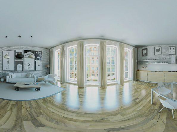 360-Grad-Visualisierung