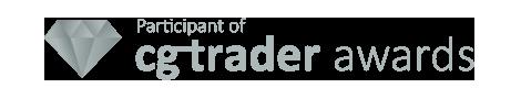 Participant of CGTrader Awards