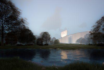 Visualisierung Architektur Wettbewerb