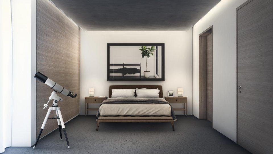 3D Visualisierung Digitales Home Staging Hotelzimmer München